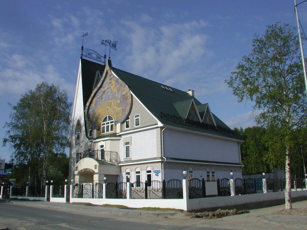 Дом–музей выдающегося художника В.А. Игошева