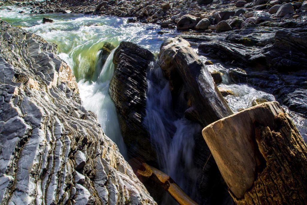 Каньон реки Сахрай
