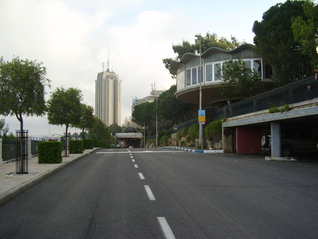 Яфе Ноф одна из самых красивых улиц центральной части