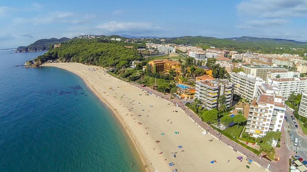 Вид на Пляж Феналс