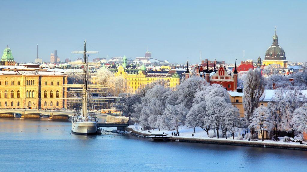 Достопримечательности Стокгольма