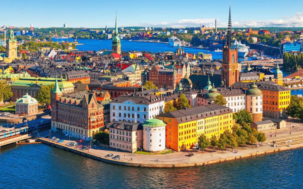 Достопремичательности Стокгольма