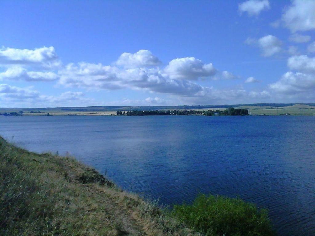 Водохранилище является излюбленным местом отдыха жителей Татарстана