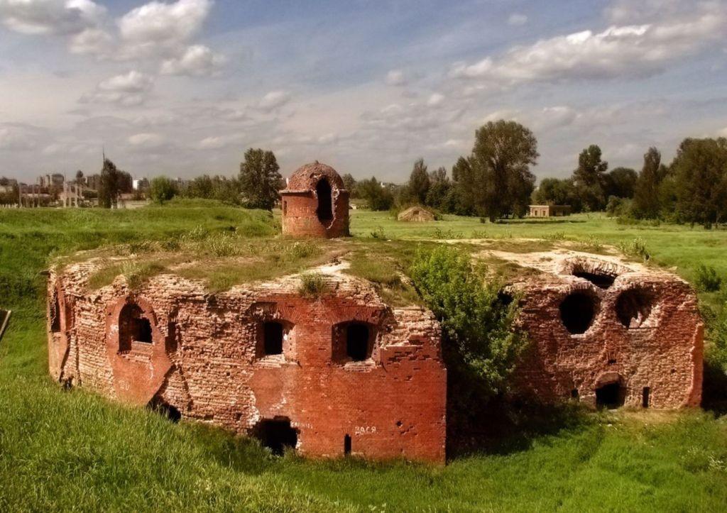 Главная цель крепости – защита западных границ Империи