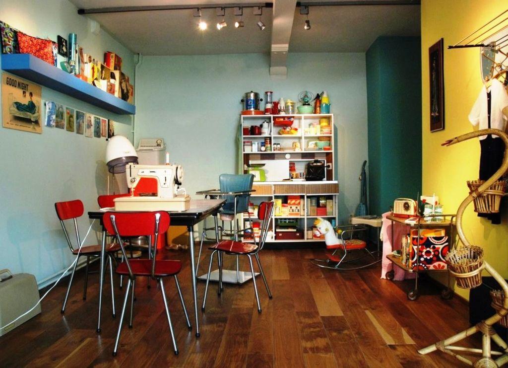 Музей коллекционирует бытовые вещи начала XX века