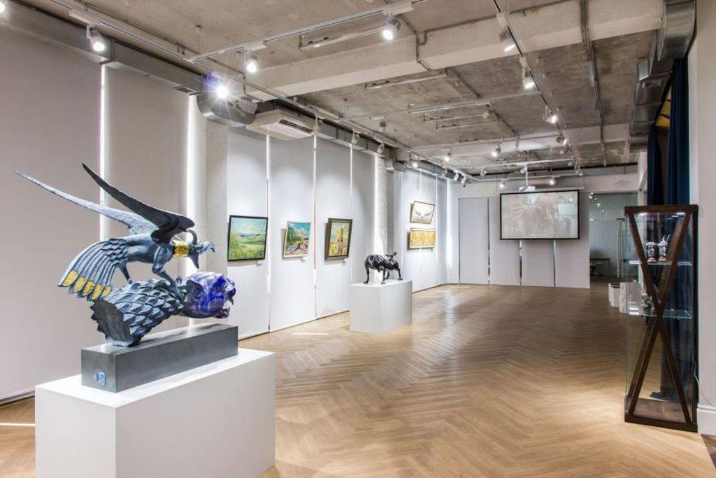 Открытие галереи состоялось в 2011 году