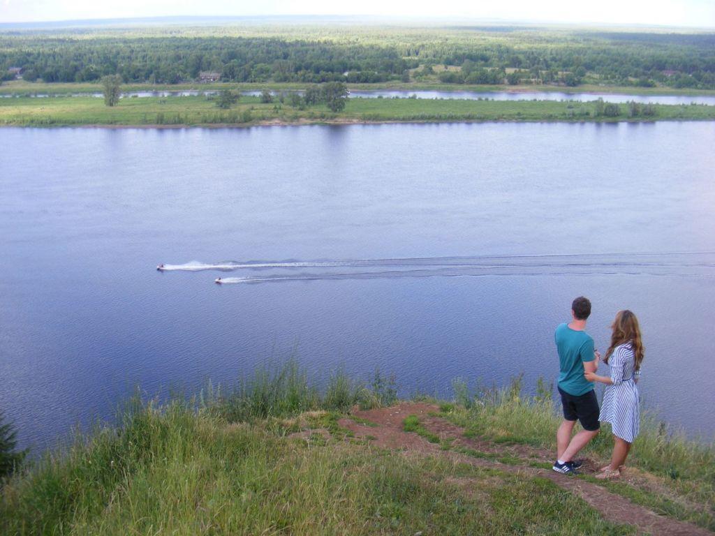 Смотровая площадка на горе Урал