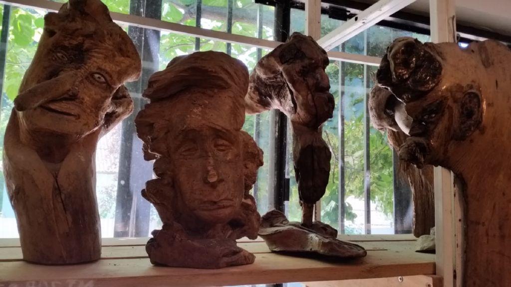 Музей «Причуды леса»