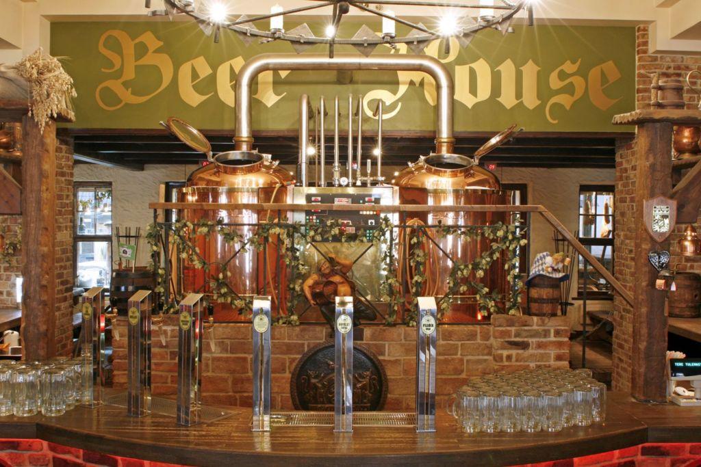 Пивоварня Beer House