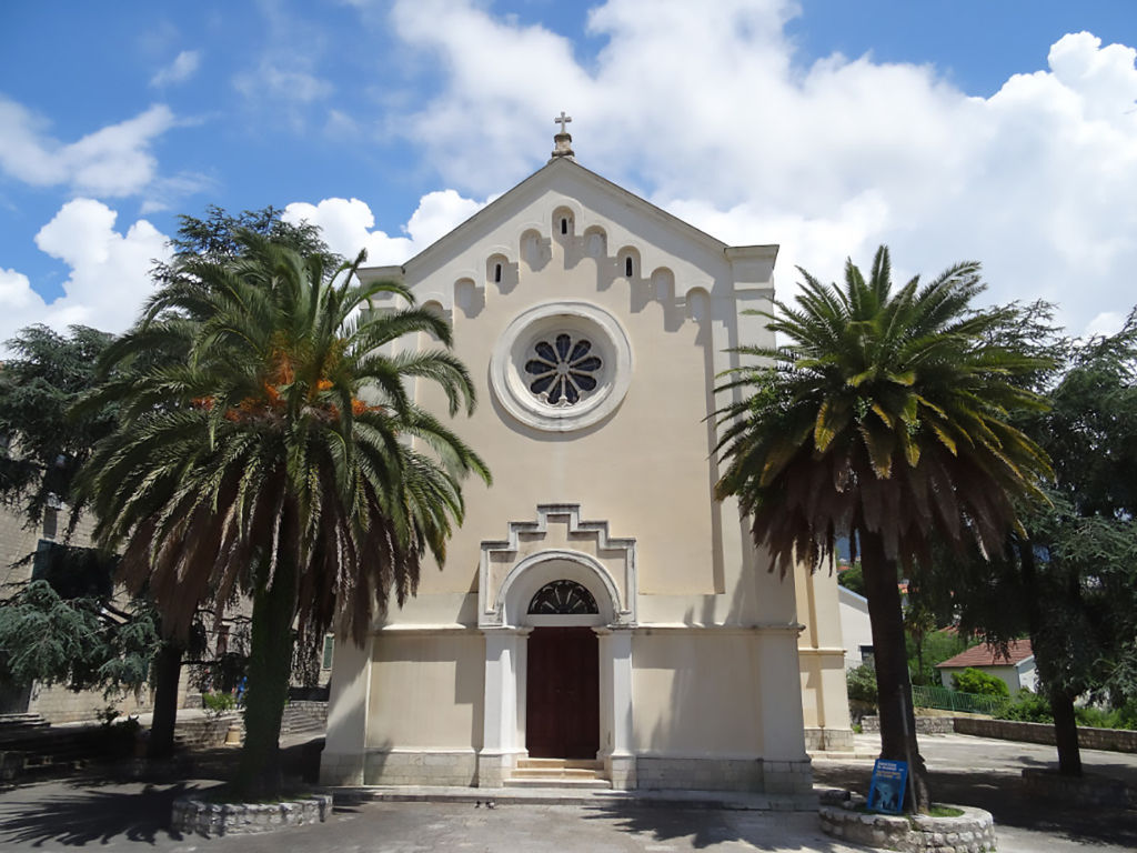 Церковь святого Иеронима