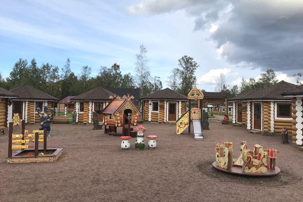 Этнокультурный комплекс «Русская Деревня Шуваловка»