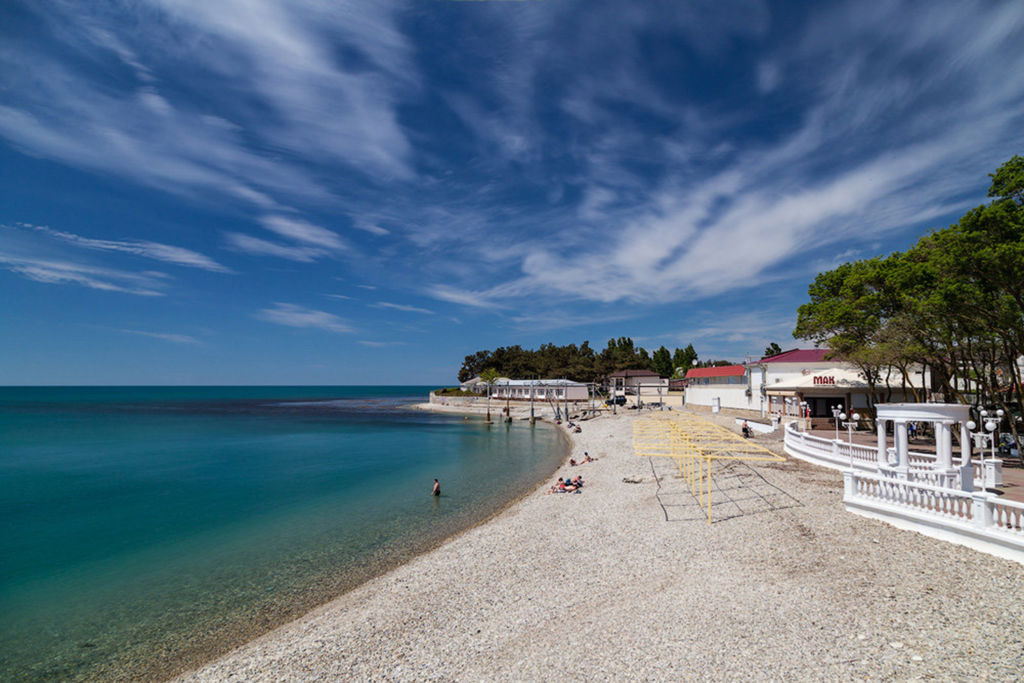 удовольствием добавляю дивноморск фото города и пляжа пролив