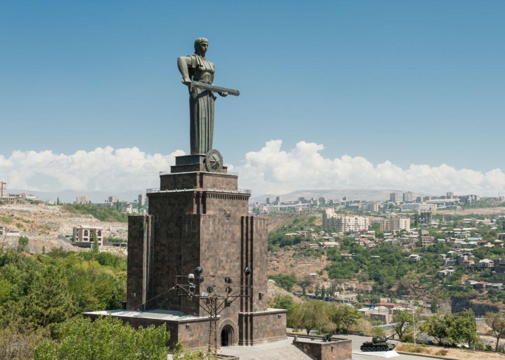 Монумент «Мать Армения»