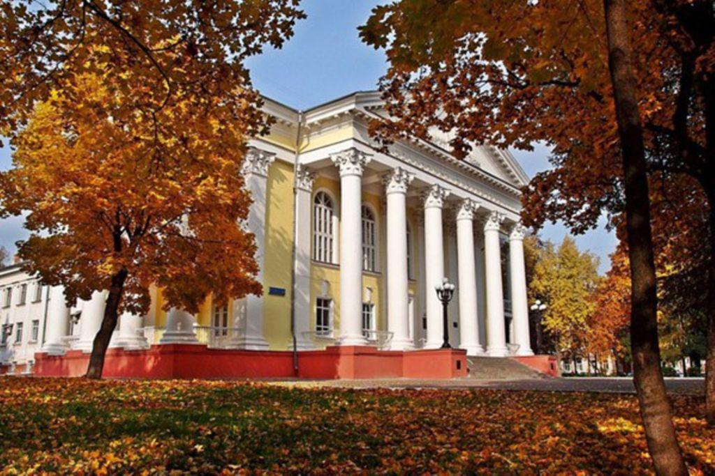 Библиотека имени И. А. Бунина