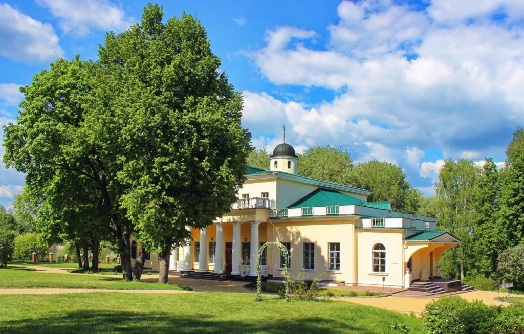 Музей-заповедник Ф. И. Тютчева «Овстуг»