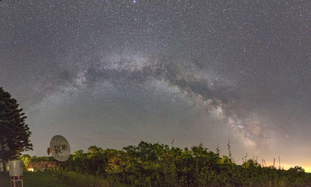 Вплоть до Байкала является единственной на весь Дальний Восток обсерваторией