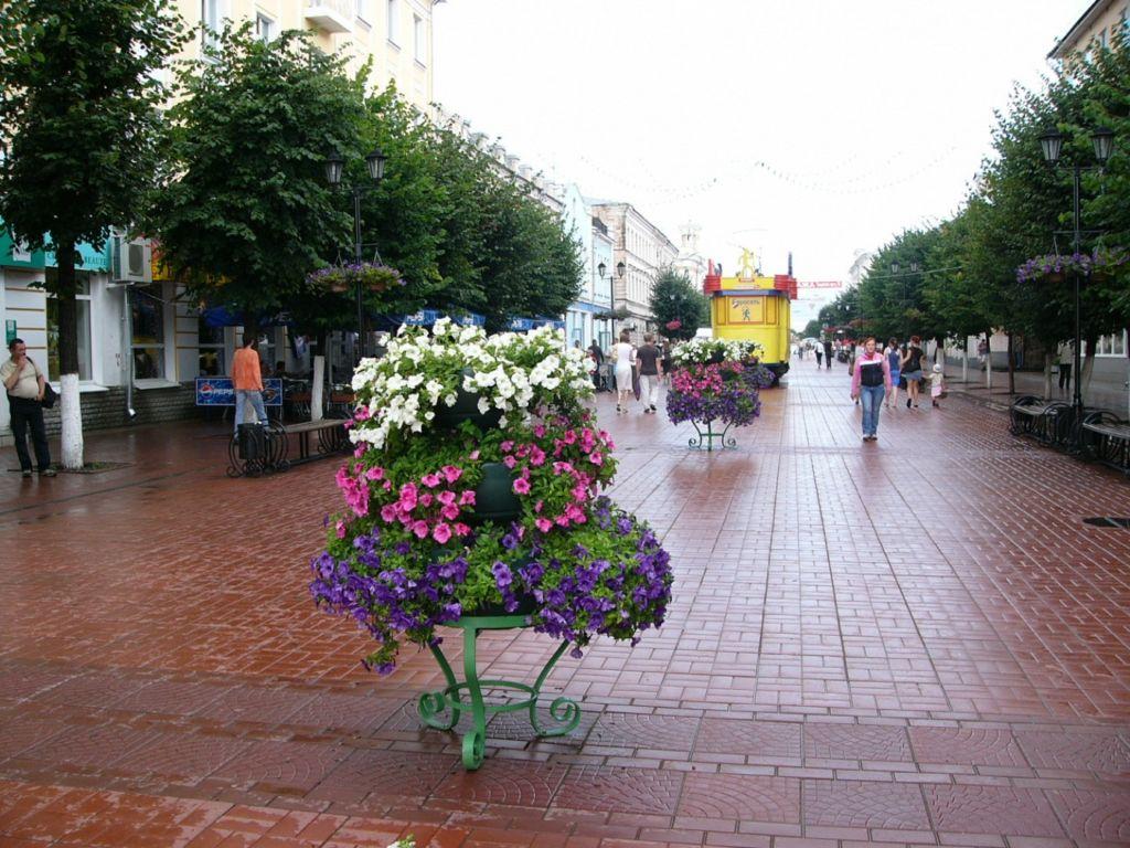Улица для пешеходов