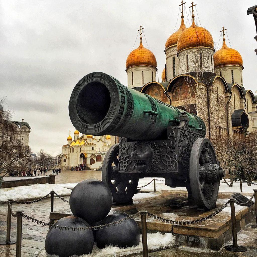 Царь-пушка