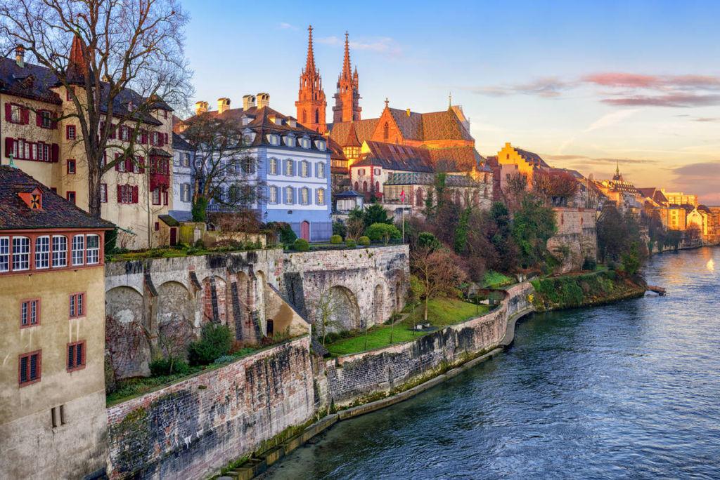 города европы в картинках опять под
