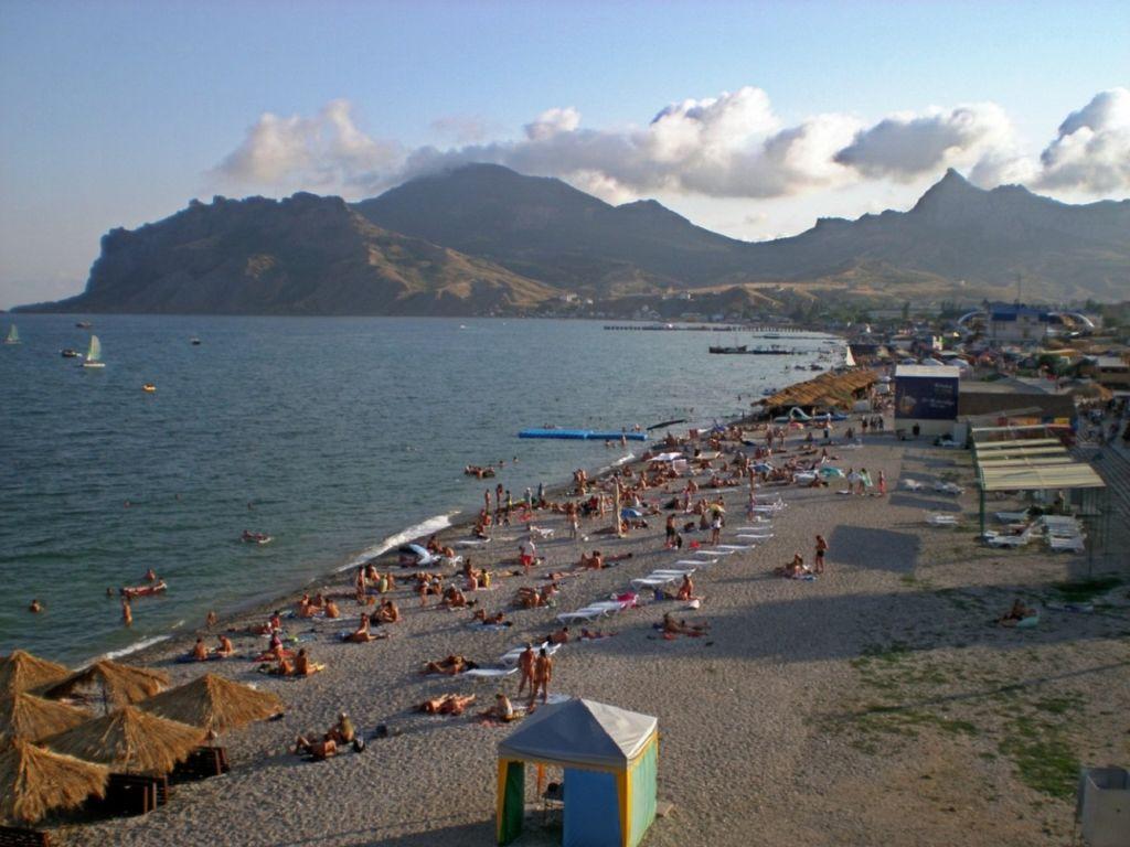 гулькина мальтийский пляж коктебель фото бывают