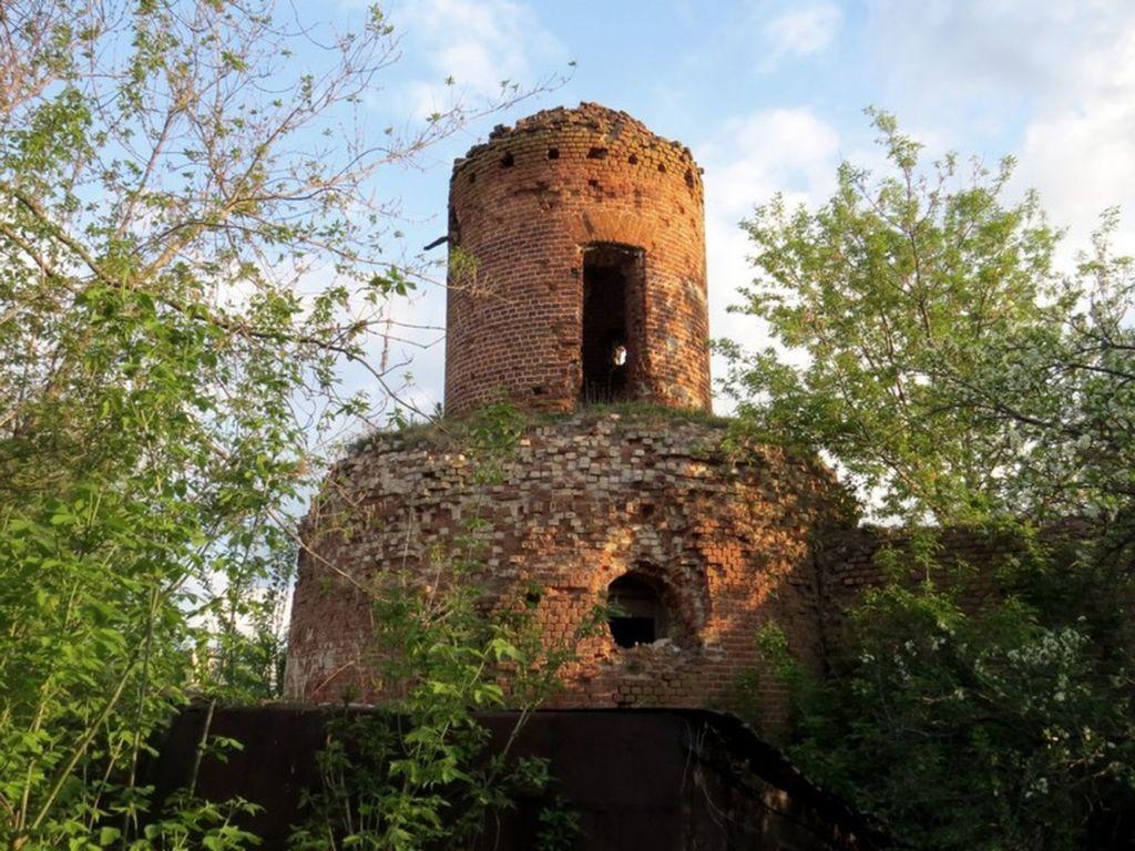 Троицкий монастырь впервые упоминается в летописях в конце 16 века
