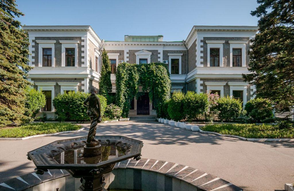 Дом графа Кузнецова