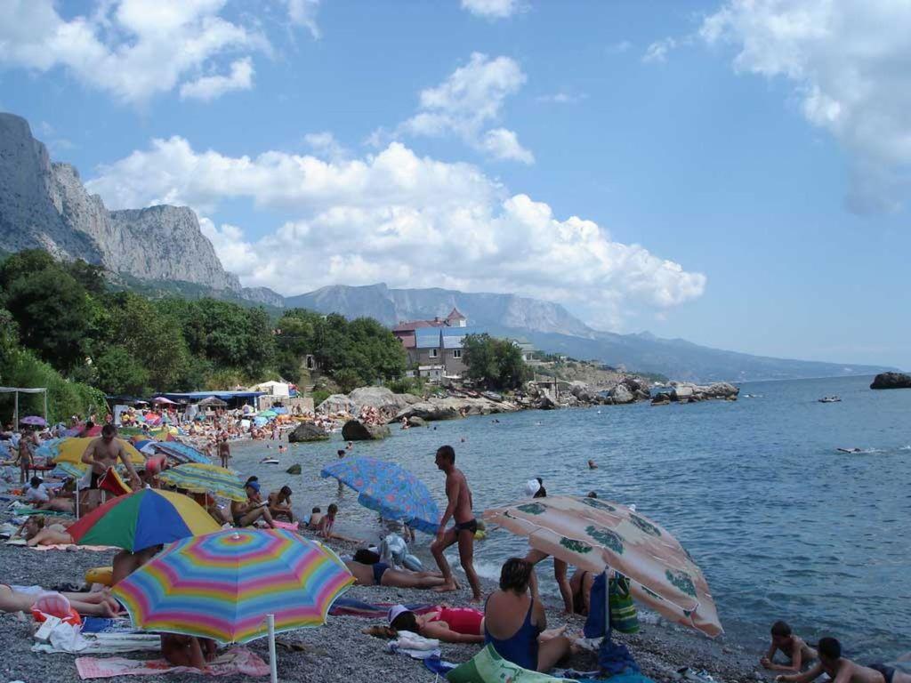 Вода тут холоднее, чем на остальных участках Черного моря
