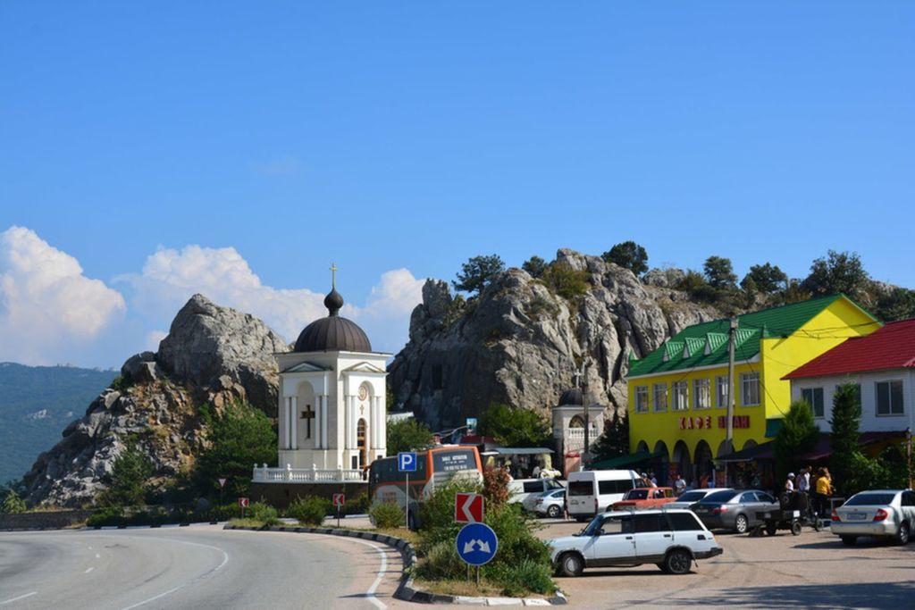 Перевал Ласпи и смотровая площадка
