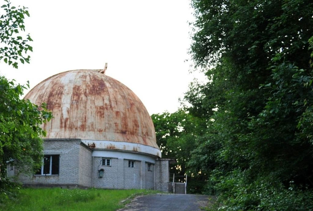 Уссурийская астрофизическая обсерватория