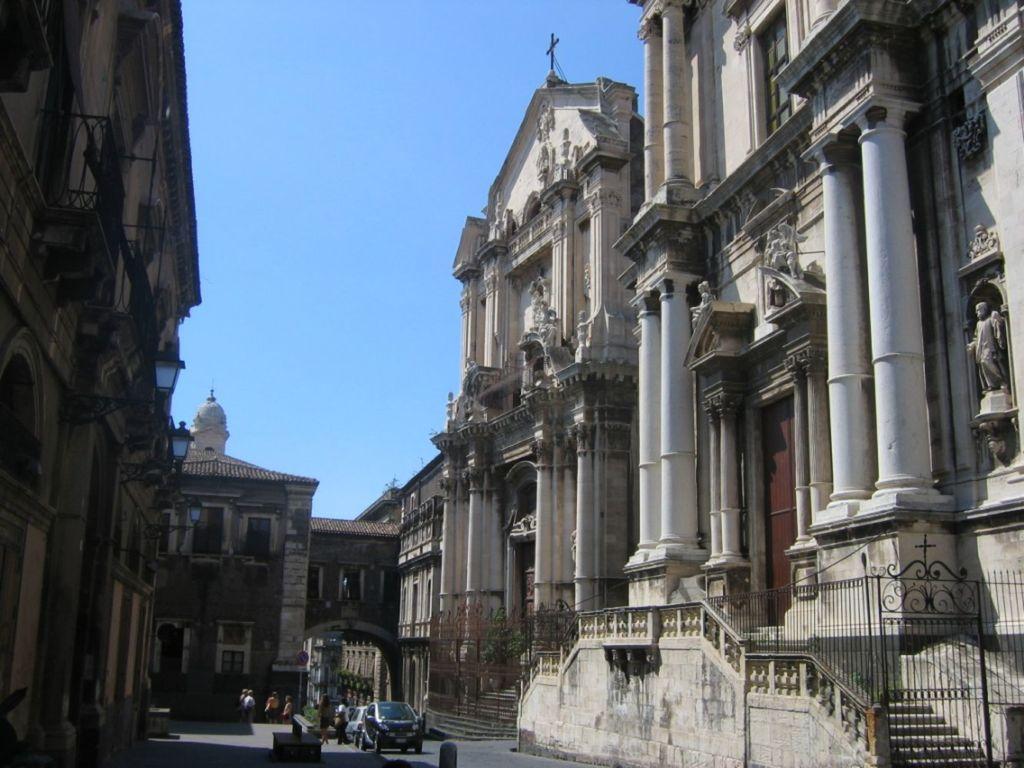 Церковь Святого Бенедетто