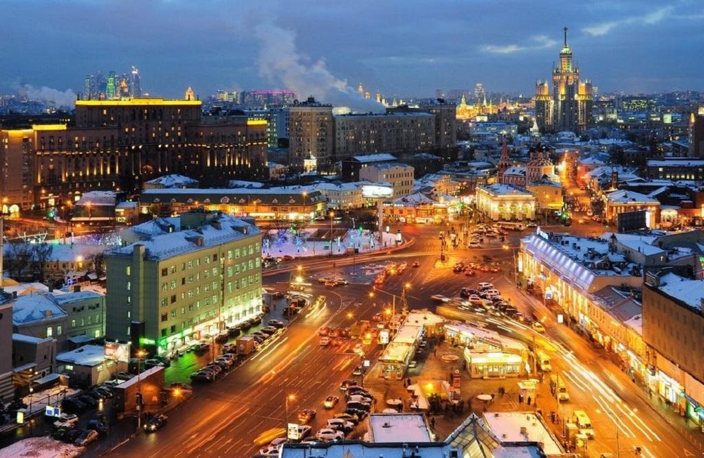 Тага́нский район — район Центрального административного округа Москвы