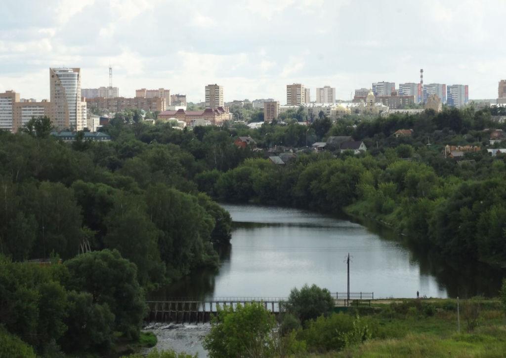 Река в Подольске