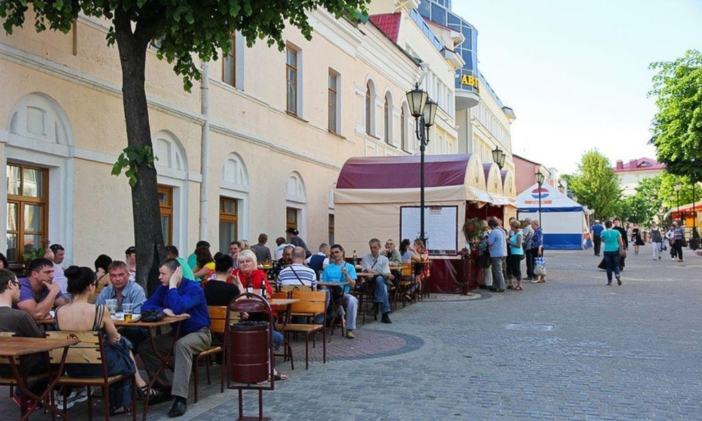 Старейшая городская улица, протяженностью 1,3 км