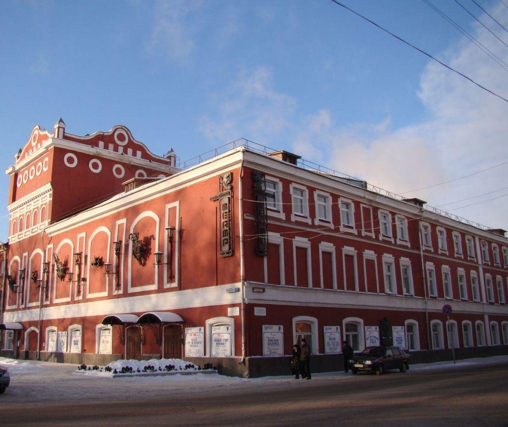 Вышневолоцкий государственный драматический театр