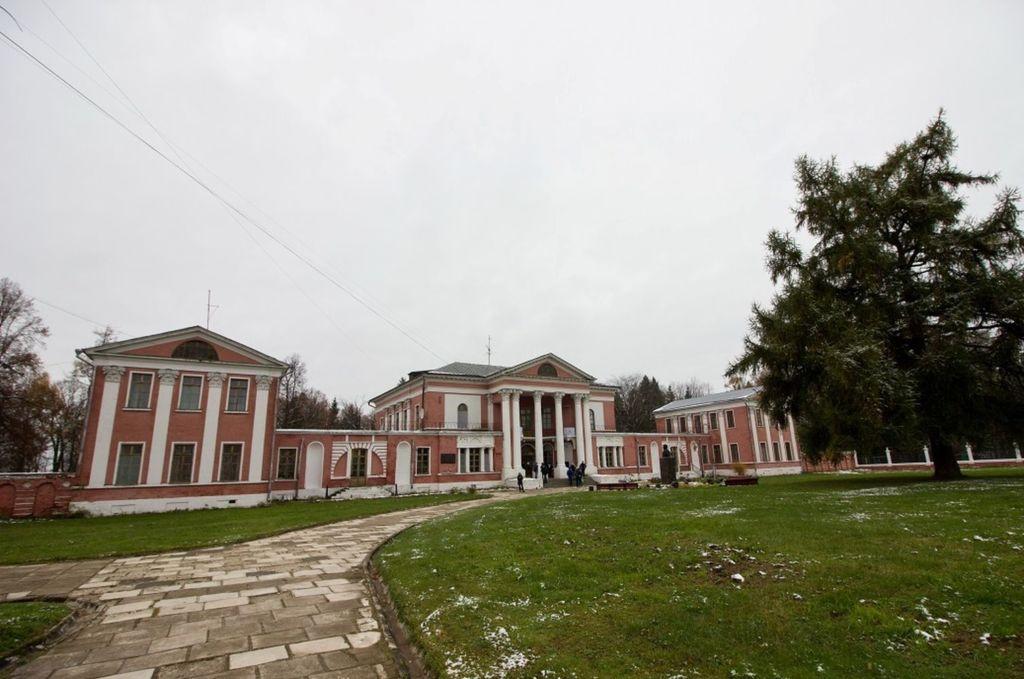 Имение Н. И. Гончаровой