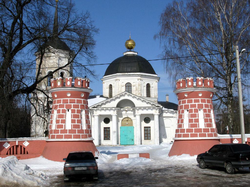 За несколько дней можно посетить интересные места Волоколамского района