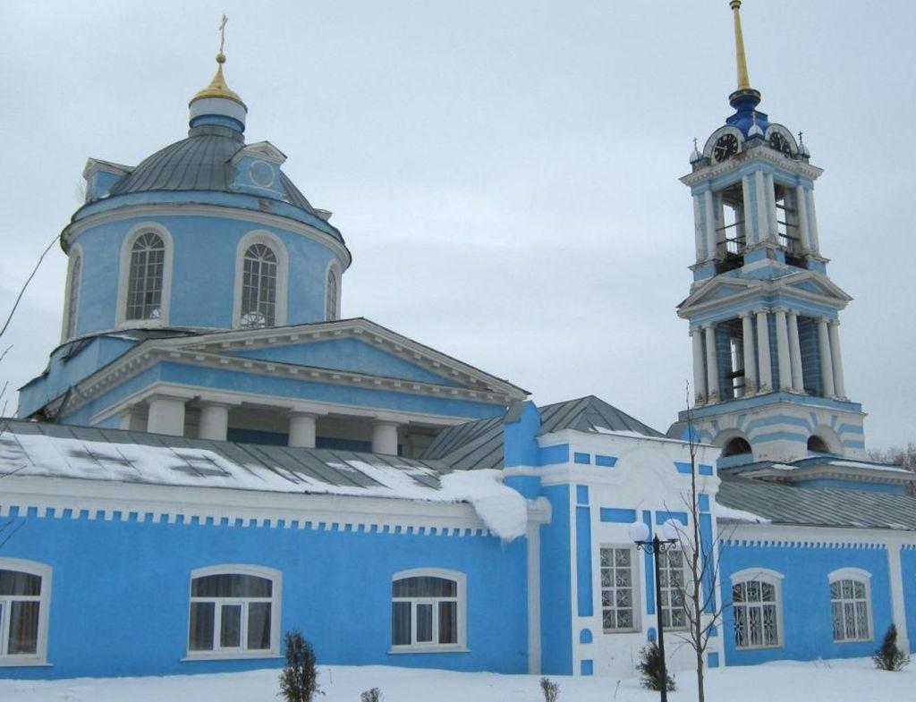 Храмовый комплекс внесён в реестр исторического и культурного наследия
