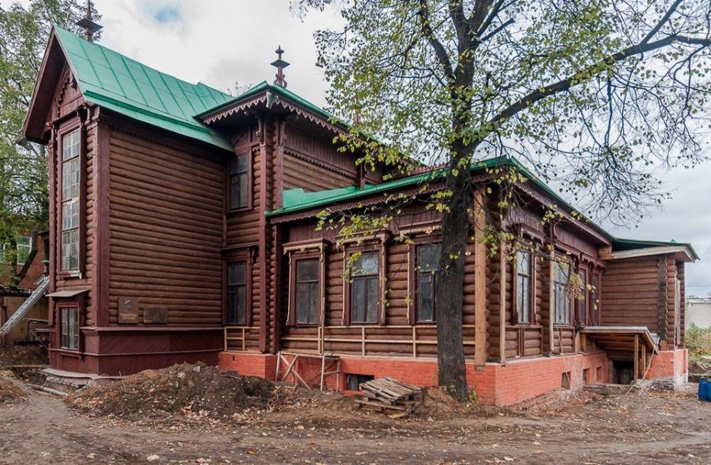 Дом Н.А.Круминга